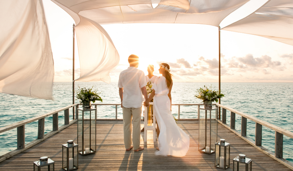 Thinking Of A Vow Renewal? What Best Place Than Baros Maldives!
