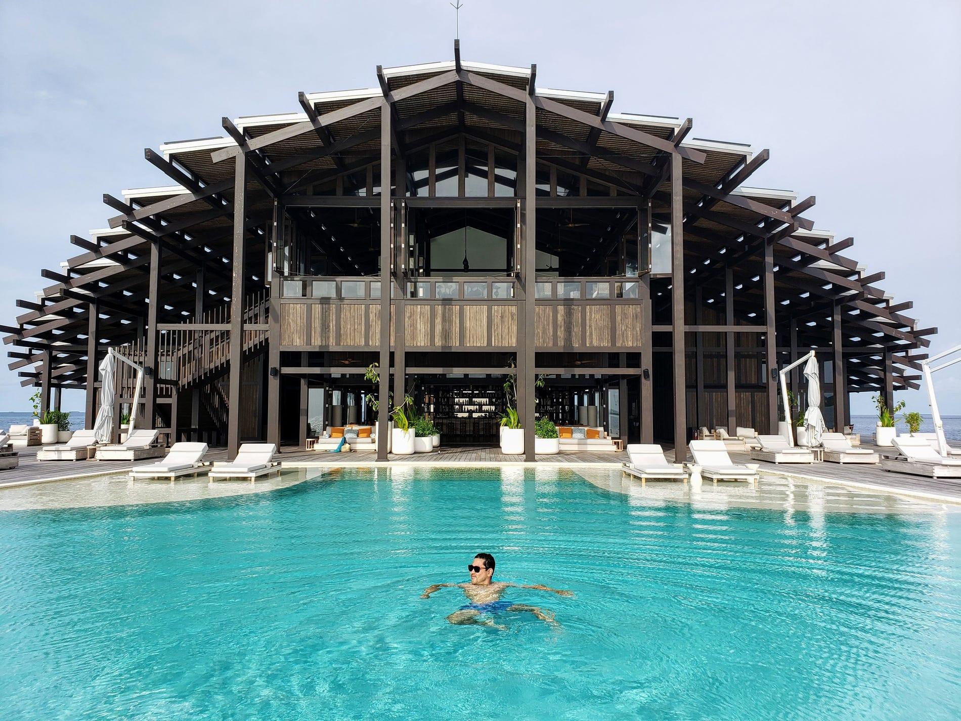 $3400 Per Night Experience in Maldives