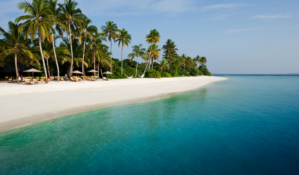 Maldives as a nominee for the 28th annual World Travel Awards!