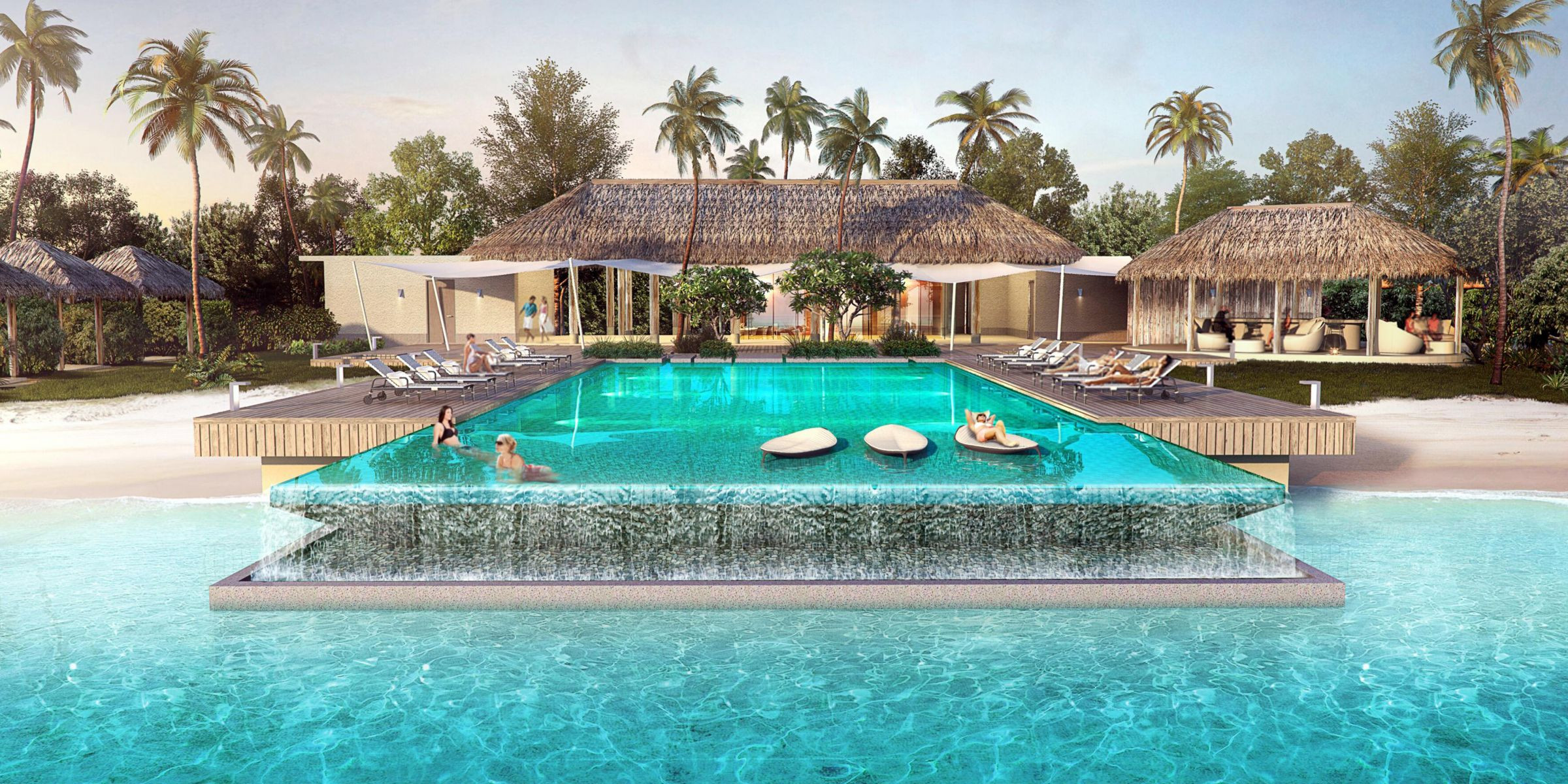 Asia Pacific's New Luxury Hotels in Maldives