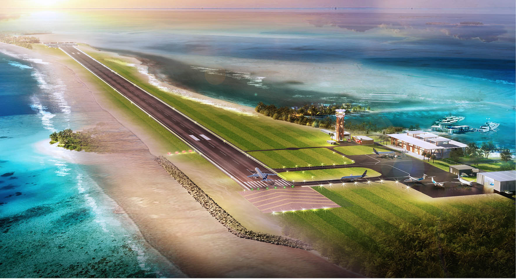 EPA Rejects Maafaru Airport Expansion Project