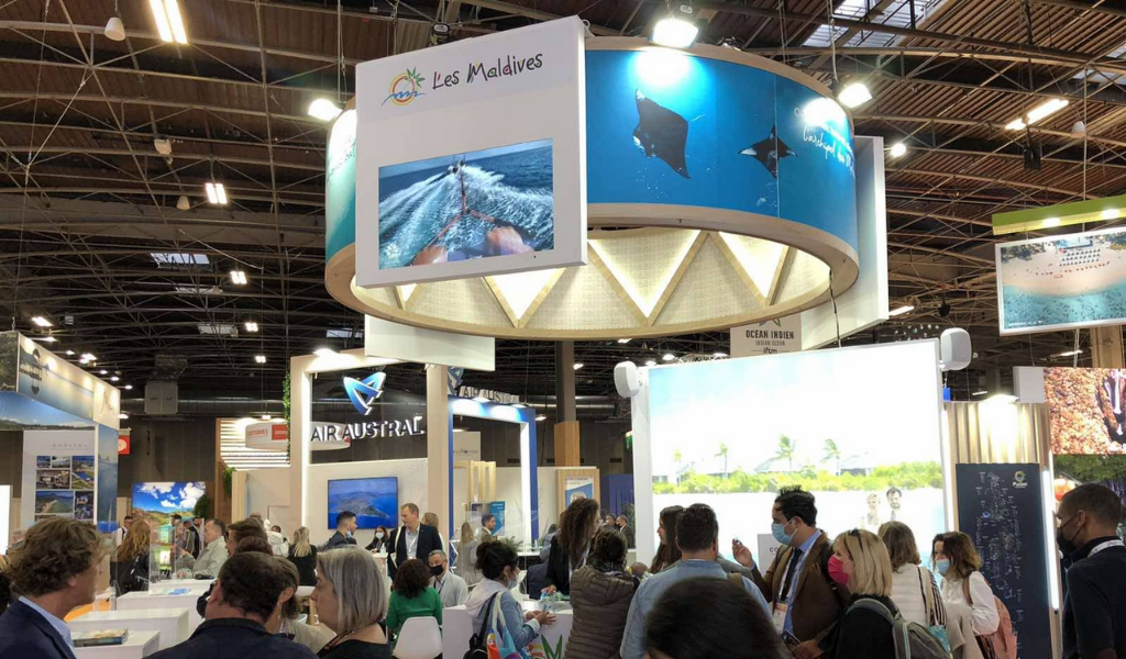 Participating in IFTM Top Resa 2021: Visit Maldives tackles the French Travel Market!