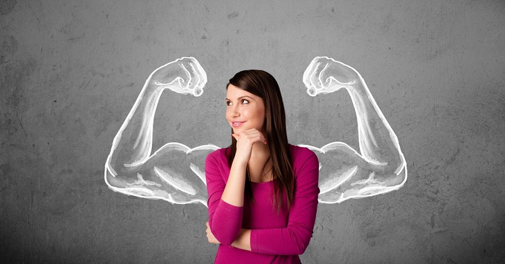 No Limits to a Woman's Achievement