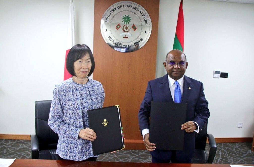 Japan Grants 600 Million Japanese Yen to Maldives' Health Sector