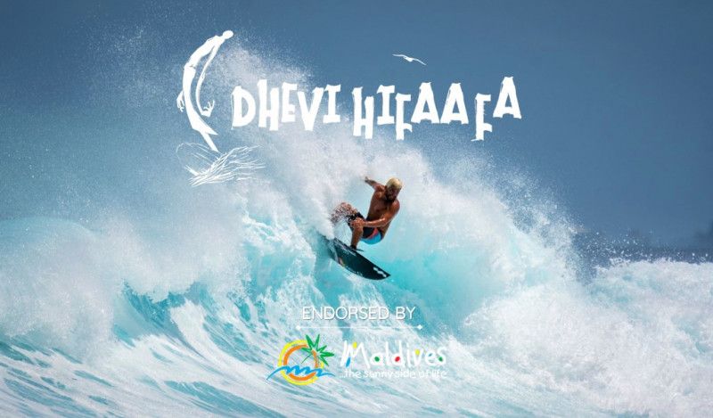 Maldives First Surf Magazine